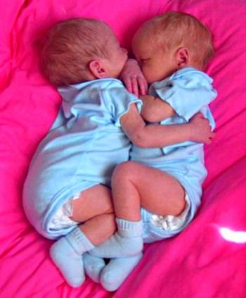 Как можно сделать близнецов