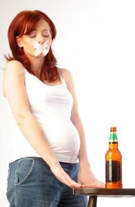 как алкоголь влияет на беременность