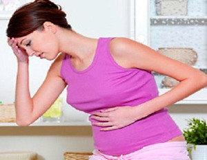 вздутие живота при беременности
