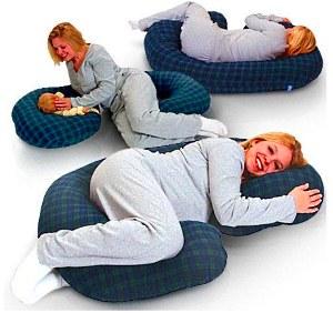 Можно ли беременным спать на боку?