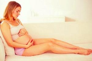 Как отходит пробка перед родами