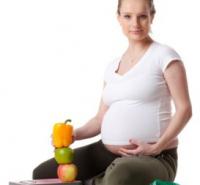 Как похудеть во время беременности?