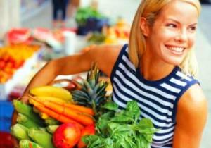 Витамины при планировании беременности в овощах