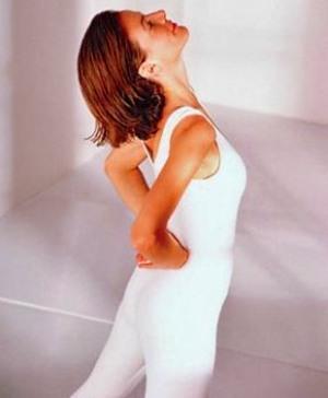 Болит спина после родов что делать?