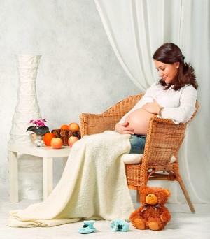 Подробное видео о 3 триместре беременности